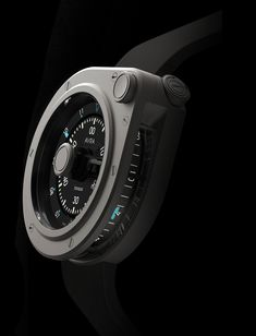 Avra Watch Titanium