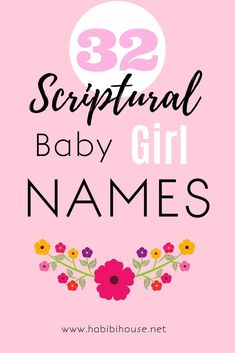 Are you wondering what to name your daughter? Check out these 32 BIBLICAL CHRISTIAN names and meanings. names biblical names hipster names rare names uncommon names unisex Strong Biblical Boy Names, Baby Girl Names Biblical, Baby Girl Names List, List Of Girls Names, Girl Names With Meaning, Baby Names And Meanings, Names Baby, Biblical Names And Meanings, Strong Baby Girl Names