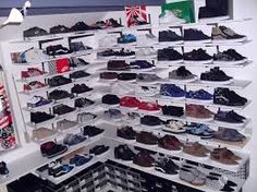 Afbeeldingsresultaat voor schoenen inloopkast