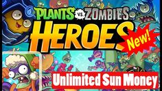 Plants vs Zombies Heroes Mod APK - Unlimited Sun Money