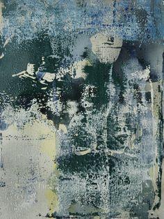 "icoaca collective; Mixed Media 2013 Painting ""carina [the keel of the Argo]"" Fintan Whelan/Koen Lybaert"