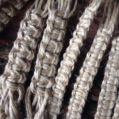jute knots