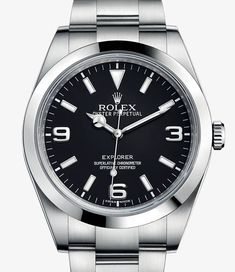Relógio Rolex Explorer - Rolex, Relógios Suíços de Luxo