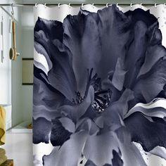 graphic curtain