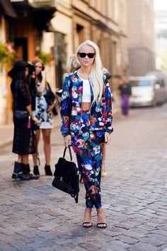 5 τρόποι για να φοράμε σωστά τα florals Γυναικεία Μόδα a3b22201c18