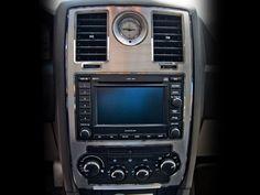 Chrysler 300 Center Dash Trim