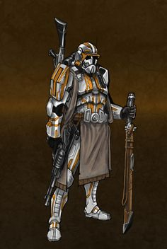 Star Wars Characters Pictures, Star Wars Pictures, Star Wars Images, Star Wars Rpg, Star Wars Clone Wars, Stormtroopers, Star Wars Personajes, Star Wars The Old, Star Wars Concept Art