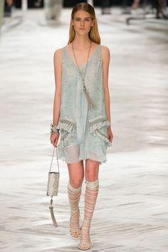 Roberto Cavalli Spring 2014 Ready-to-Wear Fashion Show - Stina Rapp Wastenson