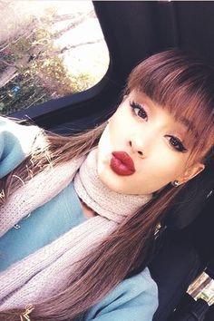 She looks good w/ bangs