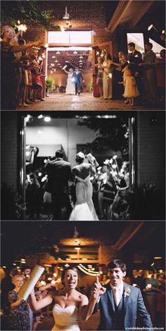 sparkler exit, sparkler wedding exit, off camera light sparkler exit, crystal stokes photography, www.crystalstokesphotography.com