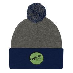 Pom Pom Knit Cap - The Spiritual Arrow of the LORD's Deliverance