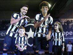 Nueva camisetas de Botafogo 2017 2018 para la próxima temporada parece haber sido realsed en el Internet.