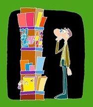 Los niños pequeños y los libros - Imaginaria No. 24 - 3 de mayo de 2000