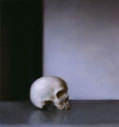 Skull (1983), Gerhard Richter