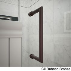 DreamLine Unidoor Plus 48 in. W x 40.375 in. D x 72 in. H Hinged Shower Enclosure (Oil Rubbed Bronze), Clear