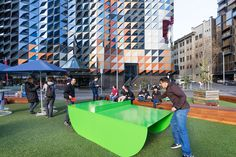11-A_Beckett_Urban_Square-photo-John-Gollings « Landscape Architecture Works | Landezine