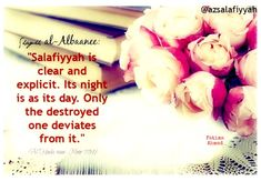 22 Best Salafia images in 2013 | Islam, Islamic quotes, Allah