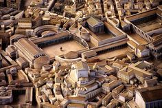 Apollodorus of Damascus, Forum of Trajan, Rome, Italy, Ad 110