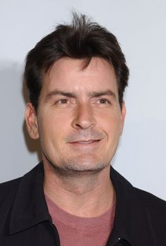 Charlie Sheen  - Celebrity lovers changes