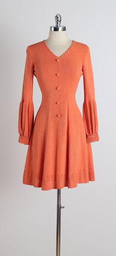 Gianna . vintage 1960s dress . vintage dress by millstreetvintage