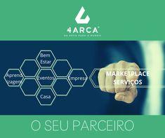 Marketplace Português de Produtos e Serviços - 4ARCA Marketing, Productivity