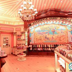 Candy Store | Mainstreet USA | Disneyland Paris