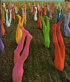 Mojud Pantyhose Ad, Cosmopolitan, 1972
