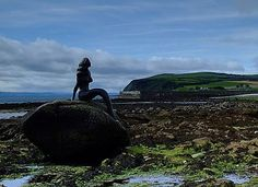 The Mermaid Of The North, Balintore, The Scottish Highlands