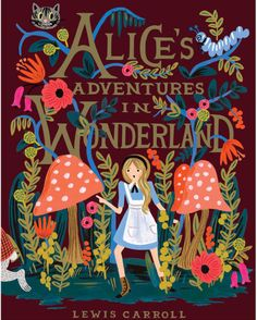 BUY NOW If you think you're too old for Alice in Wonderland, think again. Reread as an adult to regain that childlike curiosity you had during your firstread. Plus, you'll realize just how clever Lewis Carroll's metaphors are.