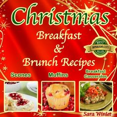 Christmas Morning is a very busy timein my home and I am sure it is in yours as well. With this collectionof delicious breakfast and brunch recip ...