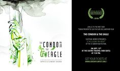 """Four Indigenous leaders embark on an extraordinary trans-continental adventure from the Canadian plains to deep into the heart of the Amazonian jungle to unite the peoples of North and South America and deepen the meaning of """"Climate Justice"""". North And South America, Big Night, Documentary Film, Documentaries, Meant To Be, Eagle, San, Deep"""