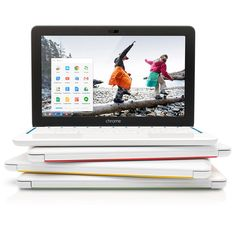 The HP Chromebook 11 costs less than an iPad Mini, but has a seriously high-resolution display.