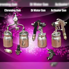 Chrome FX Machines Spray Chrome Paint Spray Systems Product Info | Video Demo|Pricing | Application Guide | Product Showcase | Required Components | FAQs Product Info Whats the difference between us and other sellers of ChromeFX type systems? Mainly price … Continue reading→