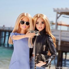 63.5 тыс. отметок «Нравится», 628 комментариев — Barbie® (@barbiestyle) в Instagram: «My girl @chiaraferragni is such a doll! Excited to reunite with this true original at #nyfw. …»