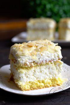 Polish Desserts, Polish Recipes, Polish Food, Food Cakes, Vanilla Cake, Love Food, Ale, Cake Recipes, Sweet Treats