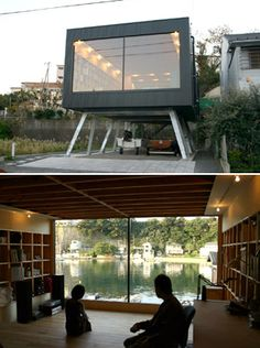 ⌂ The Container Home ⌂ 密買東京|エアロハウス|商品詳細(エアロハウス - 村井正(ソーラーデザイン研究所) -)