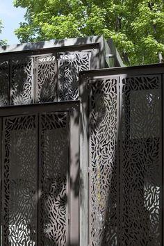 Moderne Façade par Moussafir Architectes