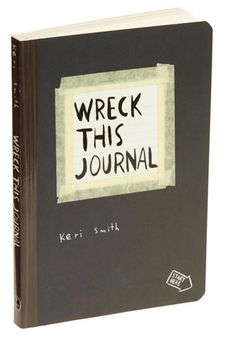 Fun journal activities to keep me busy (& out of trouble ;) ) $13