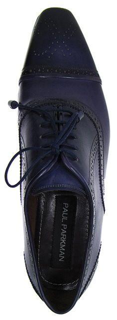 Paul Parkman Cap-Toe Oxford Mens Shoes