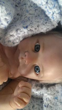 life like reborn doll  baby Harry