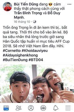 """#wattpad #fanfiction #Một góc nhỏ dành cho U23 Việt Nam và đồng bọn! Niềm tin đó sẽ mãi mãi không bao giờ phai mờ! #Thời điểm viết: Affcup 2018 #Nhưng nội dung vẫn là U23. Ngoài ra có thêm một vài thành viên khác! """" Tớ cũng không biết bao giờ sẽ ra chap mới đâu, vì năm nay tớ cuối cấp nên còn phải tuỳ thời gian nữa, nh..."""