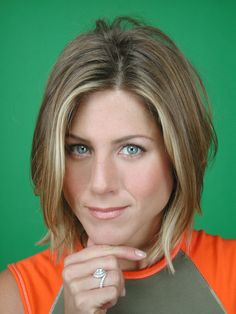 jennifer aniston short bob haircut on friends - Google ...