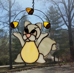 Hey, I found this really awesome Etsy listing at https://www.etsy.com/listing/518159167/nutty-squirrel-suncatcher