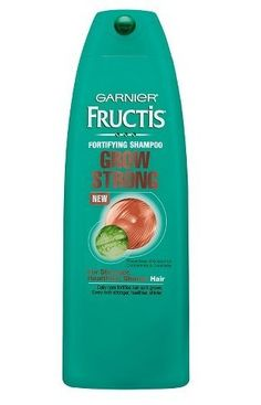 Garnier® Fructis® Grow Strong Basic Cleansing Shampoo - 13 oz ** Details can be found by clicking on the image.