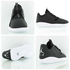 Jordan Eclipse black/white - the brand-new minimalist lifestyle silhouette by Jordan Brand