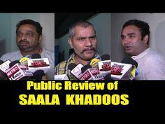 Public Review of SAALA KHADOOS movie | R. Madhavan, Ritika Singh.