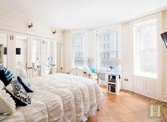 See The $5.1 Million Duplex Jessica Chastain Now Owns  - ELLEDecor.com