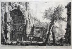 Piranesi - Vedute di Roma