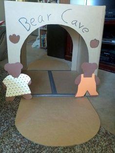 Preschool teddy bear week!:
