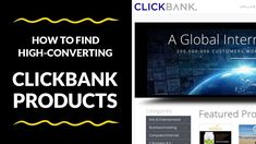 How To Find Best-Selling and High Converting  Clickbank Products (STEP-BY-STEP) https://youtube.com/watch?v=Ew-yepj14Lc